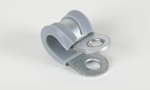 Retaining Clamp with Silicone profile